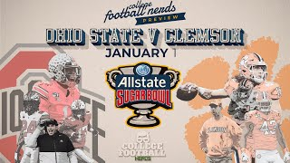 Clemson vs Ohio State Preview - College Football Playoffs - Sugar Bowl Preview 2020/21