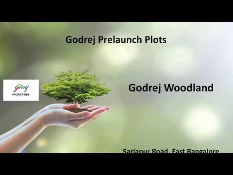 Godrej Sarjapur Road New Launch Plots