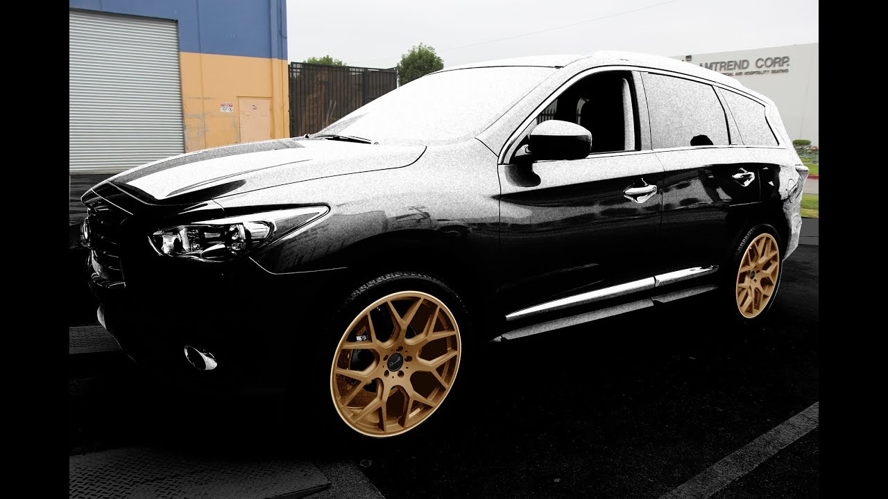 Photos of Qx60 Aftermarket Wheels