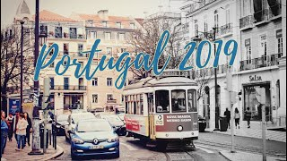 Exploring Europe #1 |  Portugal Solo Travel - Lisbon & Algarve | March 2019