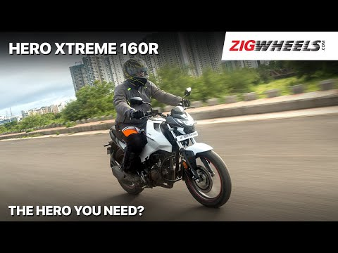 ????? Hero Xtreme 160R Road Test Review | New King Of The 160cc Naked Segment?