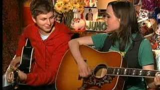 JUNO: Michael and Ellen Sing About Jason Reitman