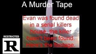 A Murder Tape-Short Horror Film