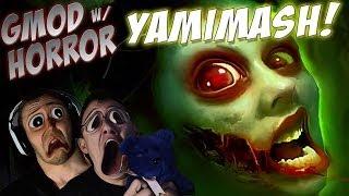 Gmod Horror Maps w/ YAMIMASH | SILENT TOWN
