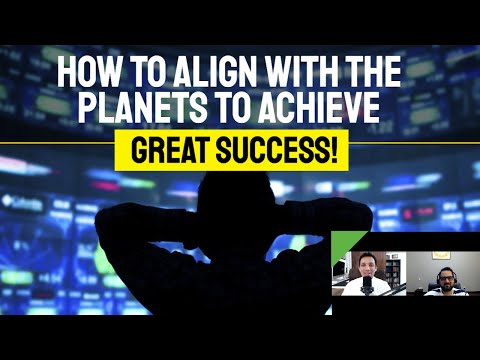 How To Achieve Great Success In 2020 By Aligning Yourself With The Planets