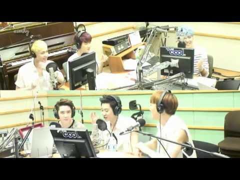 130626 Ideal Girl Type EXO Baekhyun DO Chen Lay Chanyeol Super Junior Ryeowook KTR