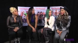 T-Boz, Chili, Lil Mama and Drew Sidora Talk VH1's TLC Biopic
