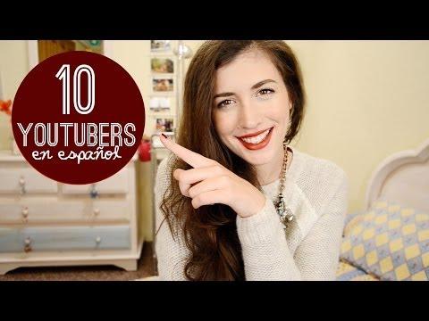 ♥10 CANALES DE BELLEZA/MODA QUE ME ENCANTAN♥ (recomendados!)