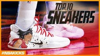 Top 10 Sneakers in the NBA #NBAKicks - Week 17