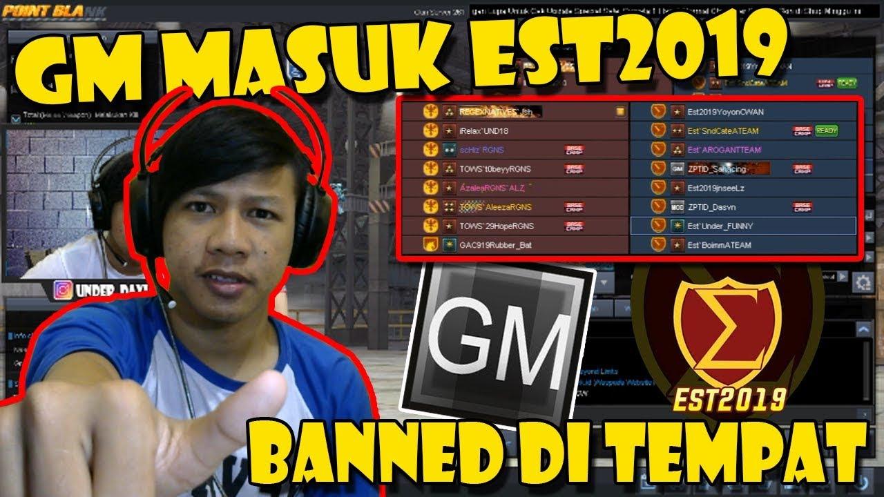 GM Sahacing Gabung EST2019 !! 3 Orang Kena BANNED - PB Indonesia