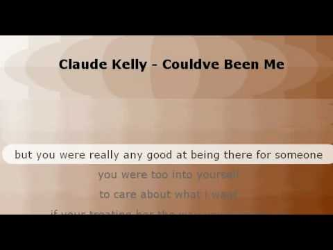 Superb musicvideo Could've been me by Claude Kelly (lyrics included) 2010