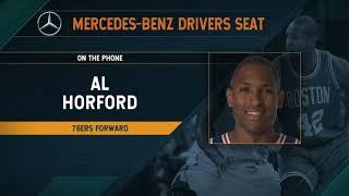 76ers F Al Horford Talks Celtics, Tampering, Embiid & More w/Dan Patrick | Full Interview | 7/22/19