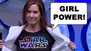 Kathleen Kennedy PICKS NEW LEADERSHIP for LUCASFILM to OVERSEE STAR WARS Movies & Disney+ Shows
