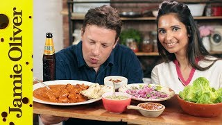 Butter Chicken Recipe | Jamie & Maunika