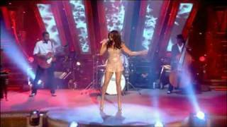 Alesha Dixon - The Boy Does Nothing (Live on Strictly Come Dancing)