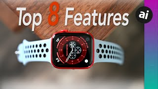 Top Features of Apple Watch Series 6!