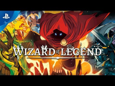 Wizard of Legend Trailer