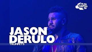 Jason Derulo- 'Trumpets' (Jingle Bell Ball 2015)