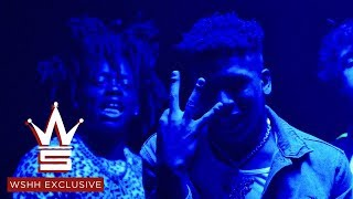 "9lokkNine Feat. NLE Choppa & Murda Beatz ""Beef"" (WSHH Exclusive - Official Music Video)"