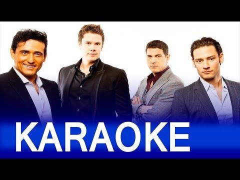 Every time i look at you in style il divo karaoke - Il divo regresa a mi lyrics ...