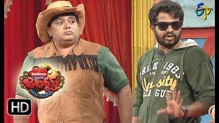 Hyper Aadi, Raijing Raju Performance   Jabardasth   30th November 2017   ETV  Telugu