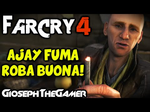 Far Cry 4 | Ajay Fuma solo Roba Buona! [w/Facecam] By GiosephTheGamer