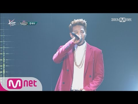 2PM Jun.K, his soulful stage! 'No Love' [M COUNTDOWN] EP.421