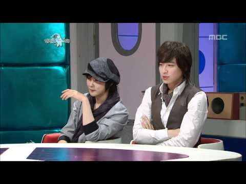 The Radio Star, Shin Hye-sung #22, 신혜성, 이지훈 20090408