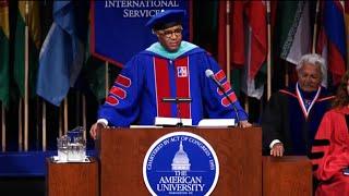 SIS Commencement Speaker Robert F. Smith