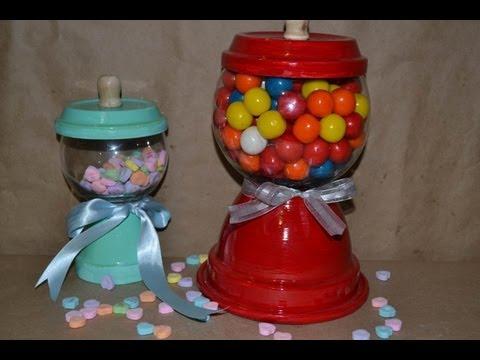 Dulcero | Maquina de dulces | Gumball Machine