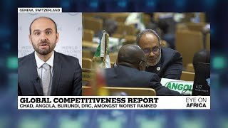 Global Competitiveness report releases 2018 Africa performance
