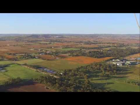 video Barossa Balloon Adventures