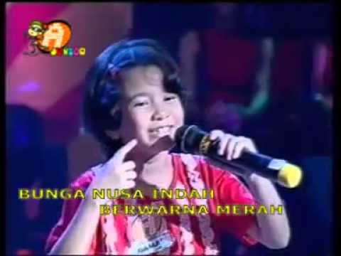 Damai AFI Junior - Bunga Nusa Indah