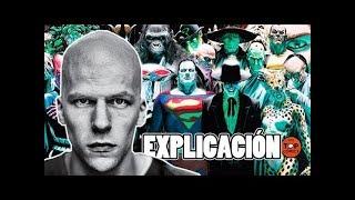 Explicación Escena post-créditos Justice League