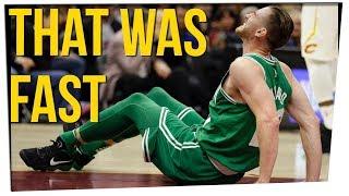 WS - Gordon Hayward Gets Hurt NBA Debut ft. Tim DeLaGhetto, DavidSoComedy