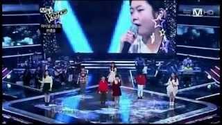 이우진 & 윤시영  A whole new world ( Voice Kids Korea Final)