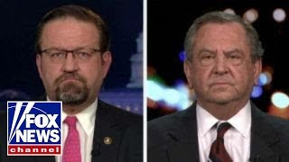Gorka, Kallstrom on political weaponization of intelligence