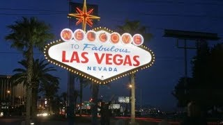 Yahweh (Demiurge) shows off UFOs (Archons) in Las Vegas