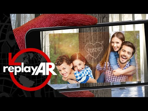 Now available on the App Store for iOS devices: ReplayAR is a new augmented reality (AR) app that allows users to capture their personal experiences and then project those memories onto the real-life sites where they once occurred. Photos and video of the AR experiences users create can also be shared with others on social media.