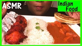 ASMR Indian Food Eating with Hands No Talking 먹방 Eating Sounds