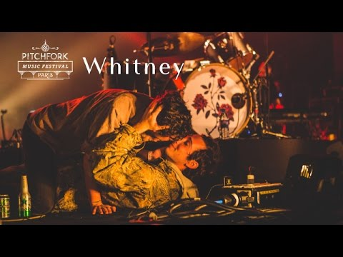 Whitney | Pitchfork Music Festival Paris 2016 | Full Set | PitchforkTV