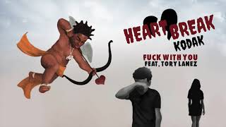 Kodak Black - Fuck With You (feat. Tory Lanez) [Official Audio]