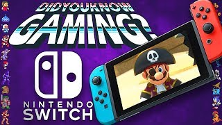 Nintendo Switch Piracy & Hacking - Did You Know Gaming Ft. Dazz