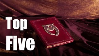 Top Five Conjuration Spells of Skyrim