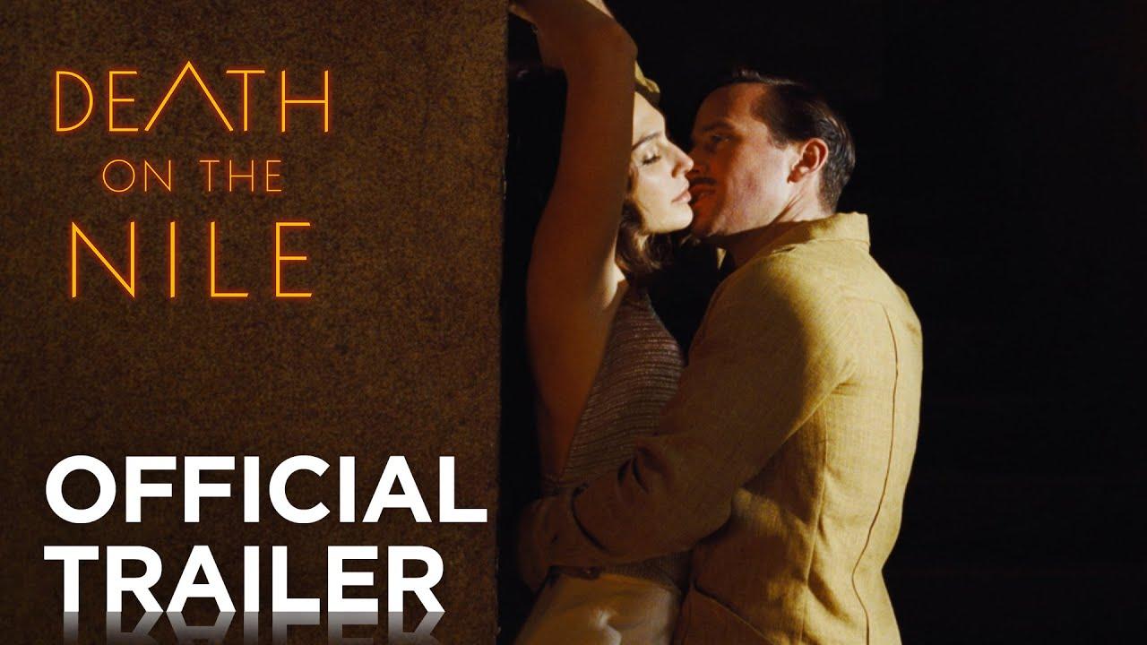 Trailer de Death on the Nile