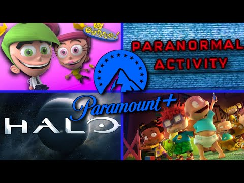 Paramount + HUGE Announcements (Rugrats, Paranormal Activity, Live Action Fairly Odd Parents)