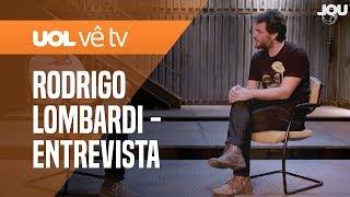 Entrevista com Rodrigo Lombardi