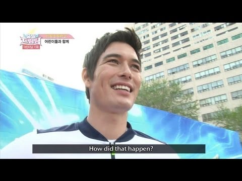 Let's Go! Dream Team II | 출발드림팀 II - SHINee & Dongsan High School Soccer Team (2013.06.01)