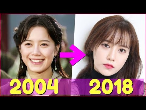 Ku Hye sun EVOLUTION 2004-2018