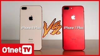 iPhone 7 et iPhone 8 d39Apple : une vraie différence ? -